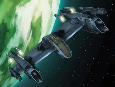 Rogue-class Starfighter