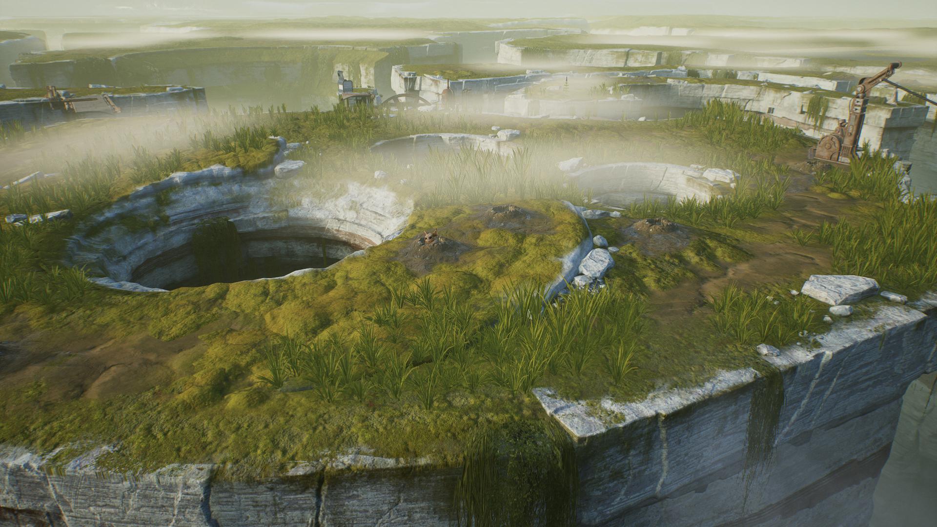 Bogdo Sinkholes