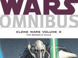 Star Wars Omnibus: Clone Wars Volume 3: The Republic Falls
