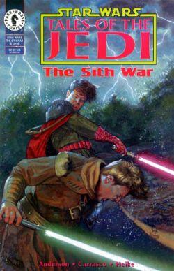 Cronache Jedi: La Guerra Sith 5: Fratello Contro Fratello