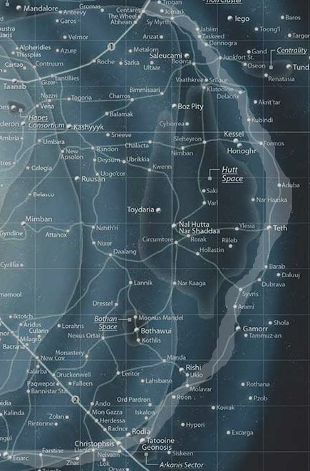 Triellus Trade Route/Legends