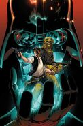 Darth Vader 12 unlettered cover