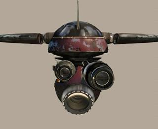 Hologlide J57 Cam Droid
