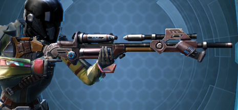 N-12 Rampage-X carbine