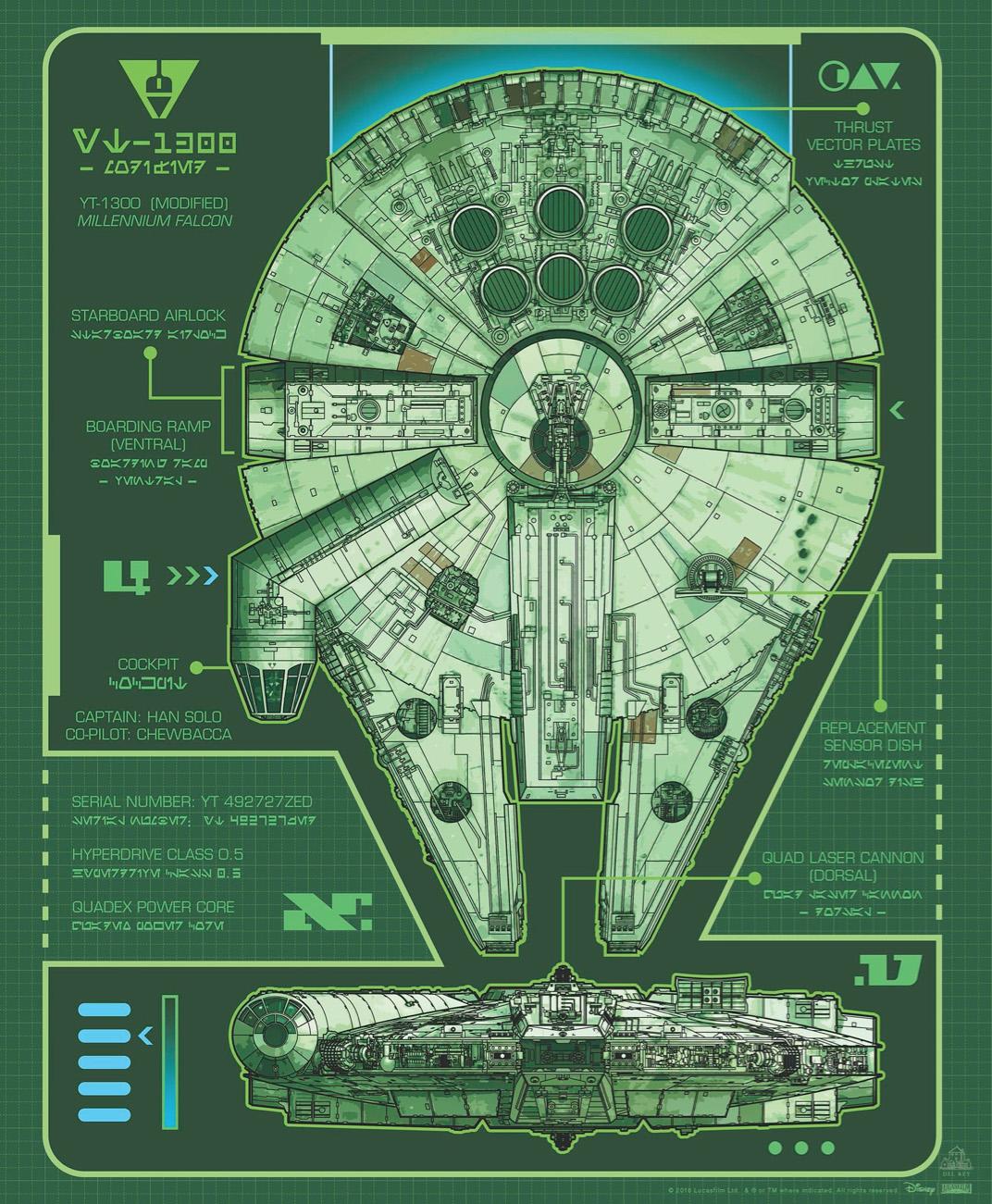 Millennium Falcon blueprints.jpg
