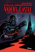 Beware Vaders Castle final cover