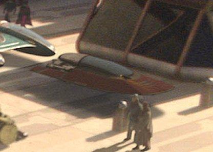 Gaba-18 Airspeeder