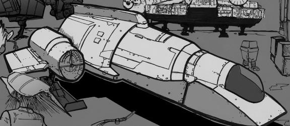 Corsair (starship)