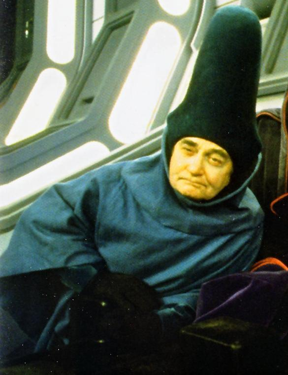 Unidentified Imperial Advisor (tall hat)
