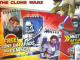Star Wars: The Clone Wars Comic UK 6.4