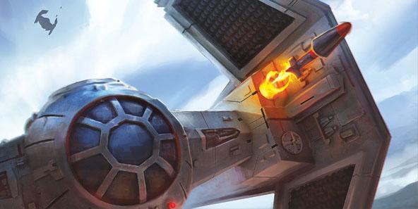 "TIE/ag ""Aggressor"" Starfighter"