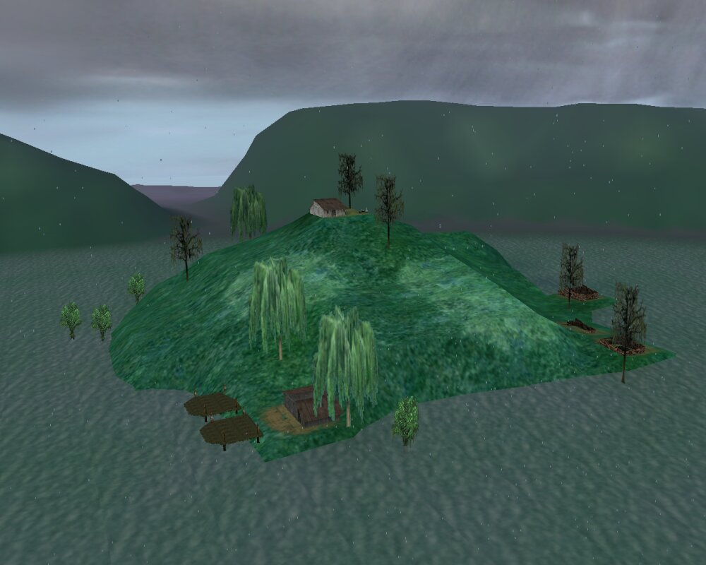 Trading village (Naboo swamps)