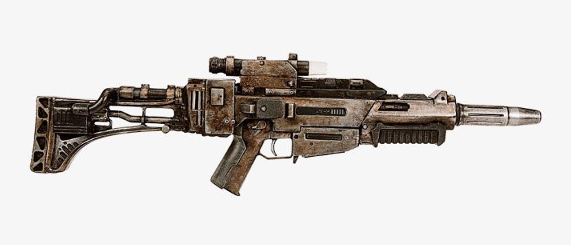 EL-16HFE Blaster Rifle