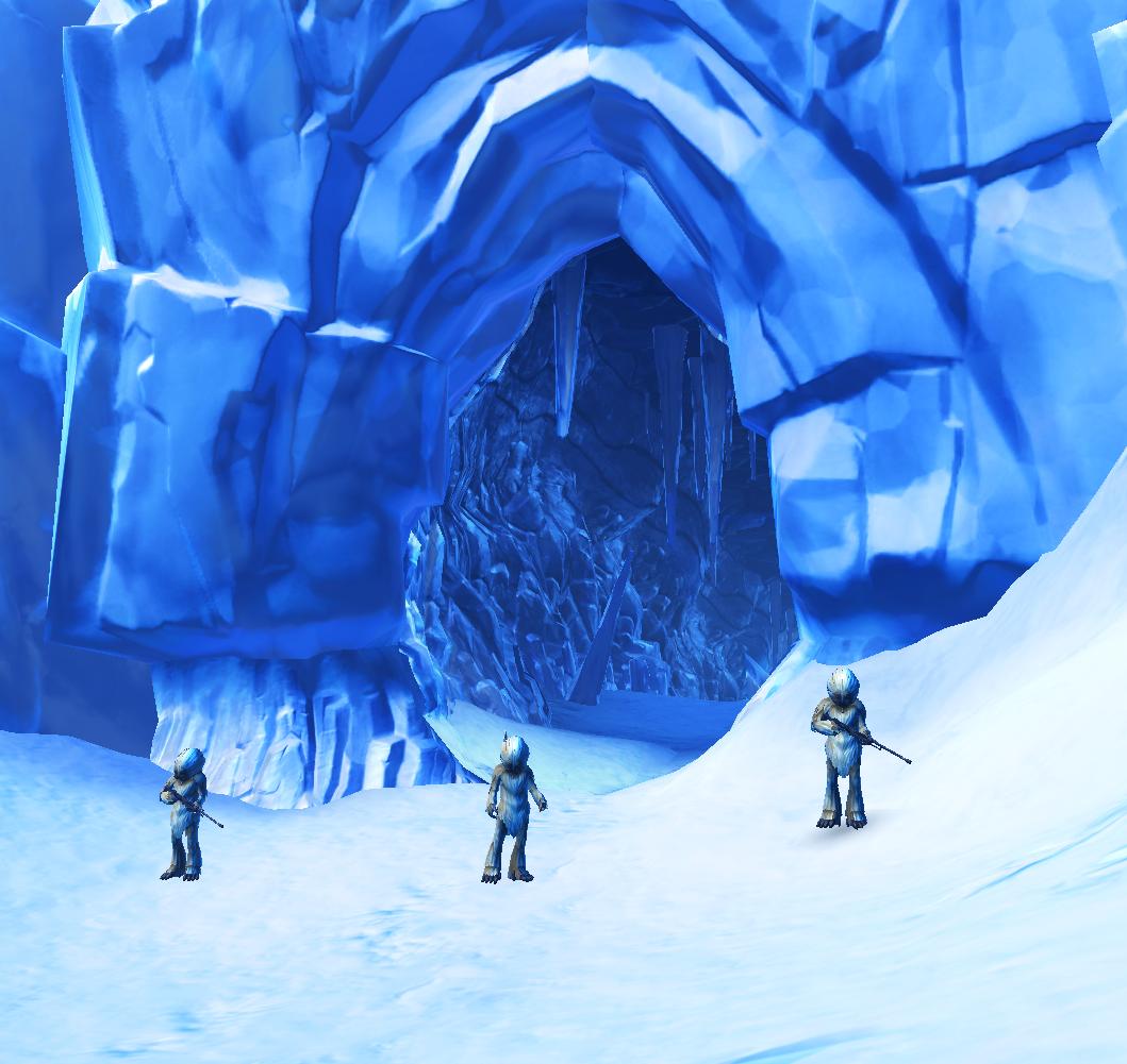 Ice Behemoth Cave