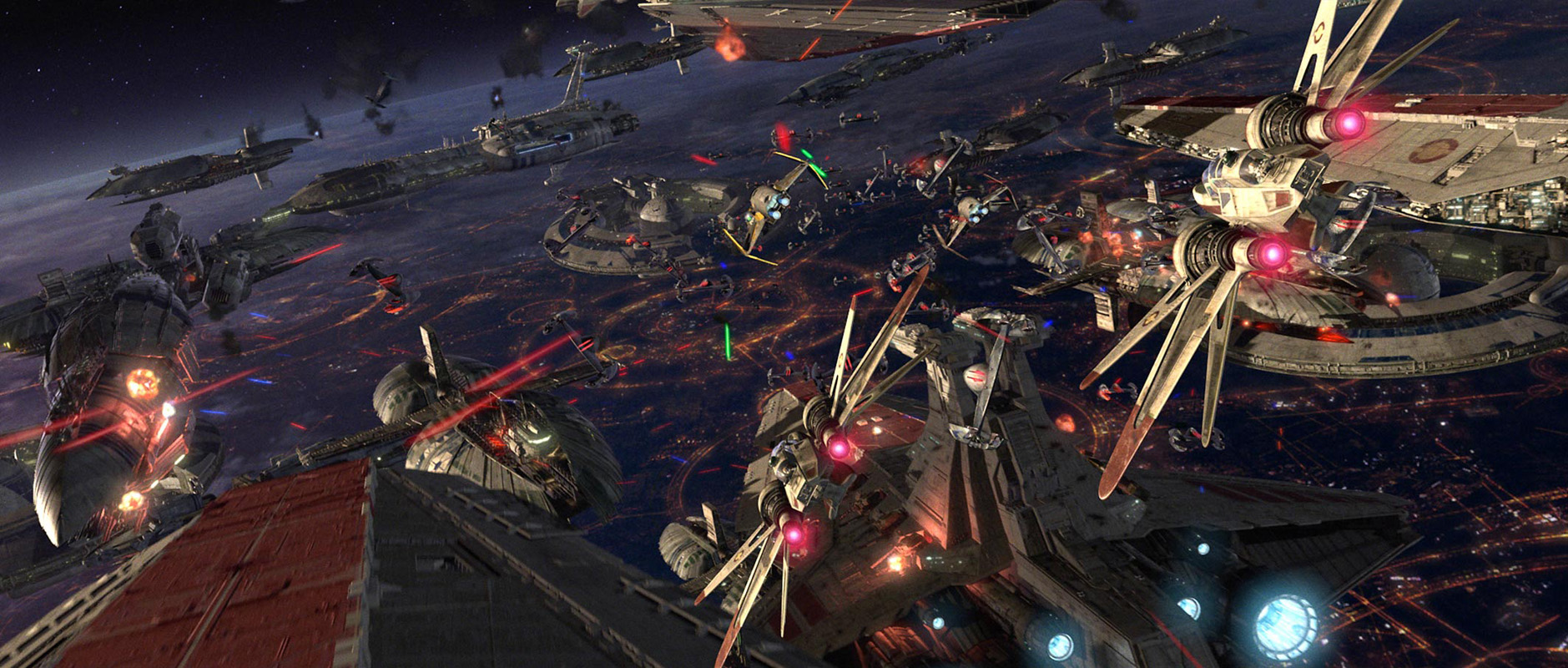 Battle Of Coruscant Wookieepedia Fandom