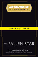 The High Republic The Fallen Star placeholder cover