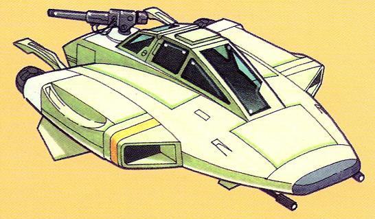 Ultra-Light Assault Vehicle/Legends