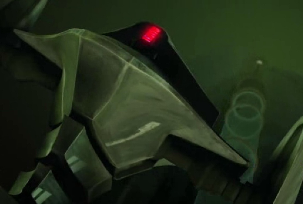 Unidentified aqua droid 3 (Mon Cala)