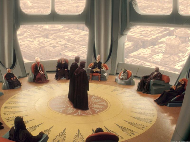 Jedi High Council