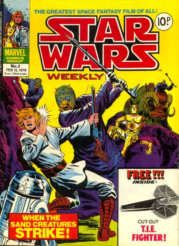 Star Wars Weekly 2