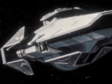 Raider II-class corvette