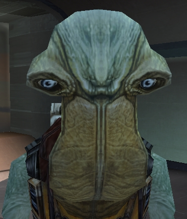 Unidentified Ithorian male