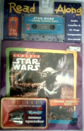 Classic Star Wars: The Empire Strikes Back (book-and-tape)