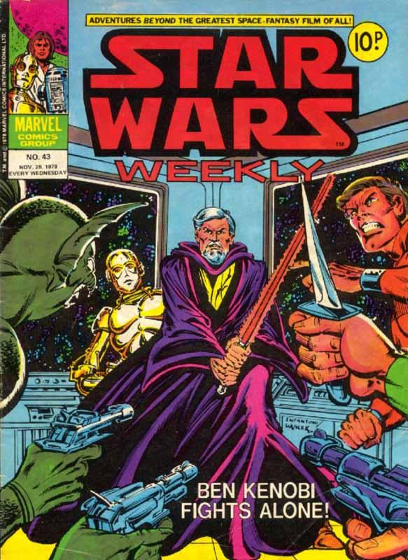 Star Wars Weekly 43