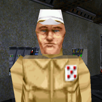 Unidentified New Republic officer