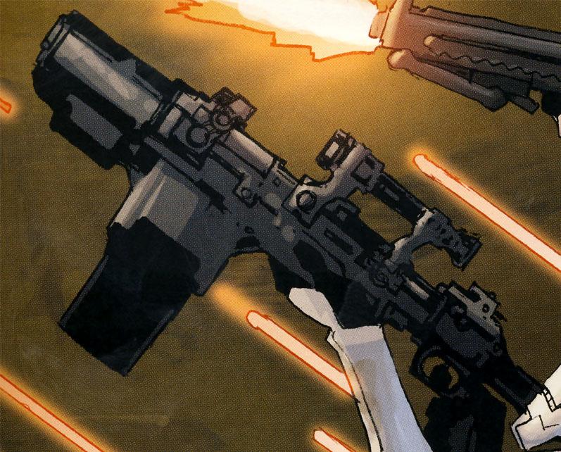 BB-23 heavy blaster cannon