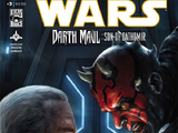 Darth Maul—Son of Dathomir 3