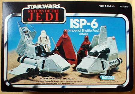 ISP-6 Imperial Shuttle Pod