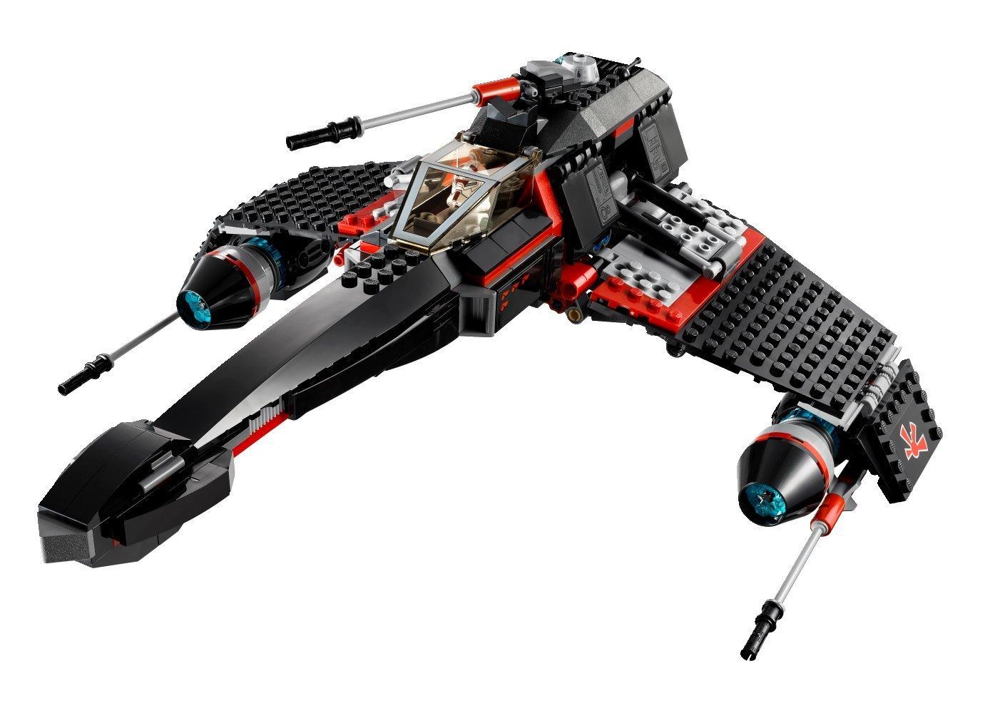 Jek-14's stealth starfighter