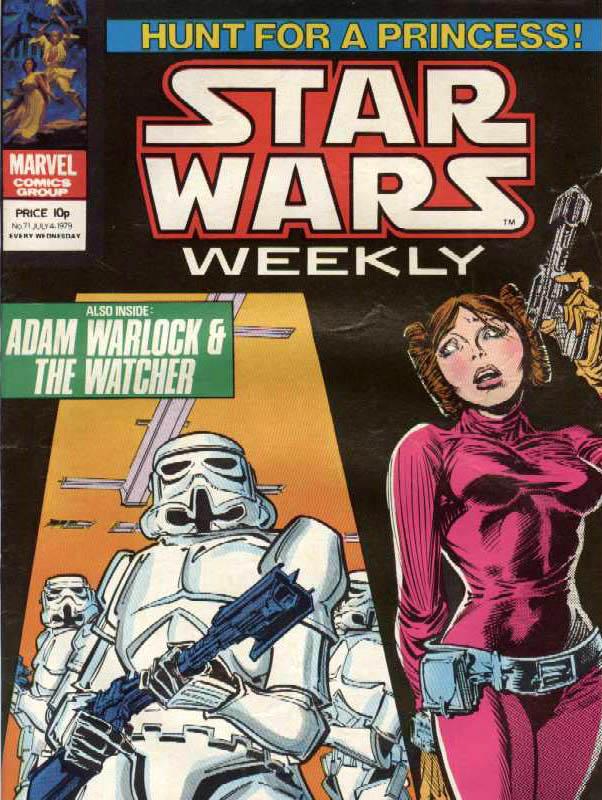 Star Wars Weekly 71