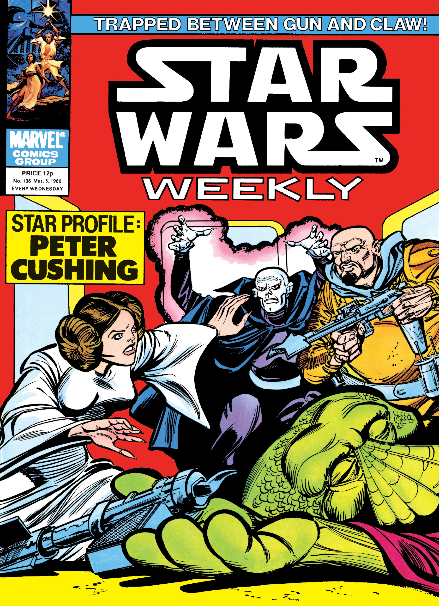 Star Wars Weekly 106