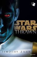 Thrawn Italian paperback cover