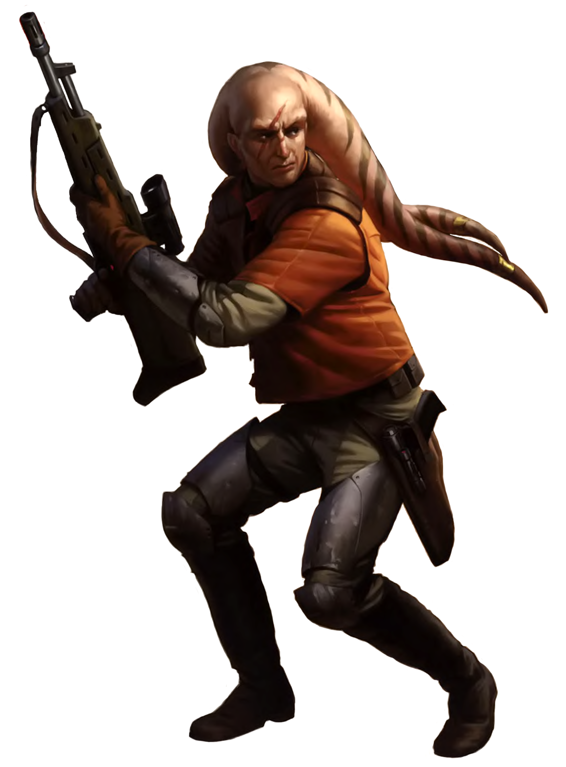 Big-game hunter