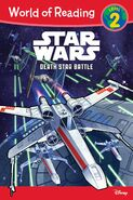 Death Star Battle cover