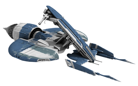 Combat speeder
