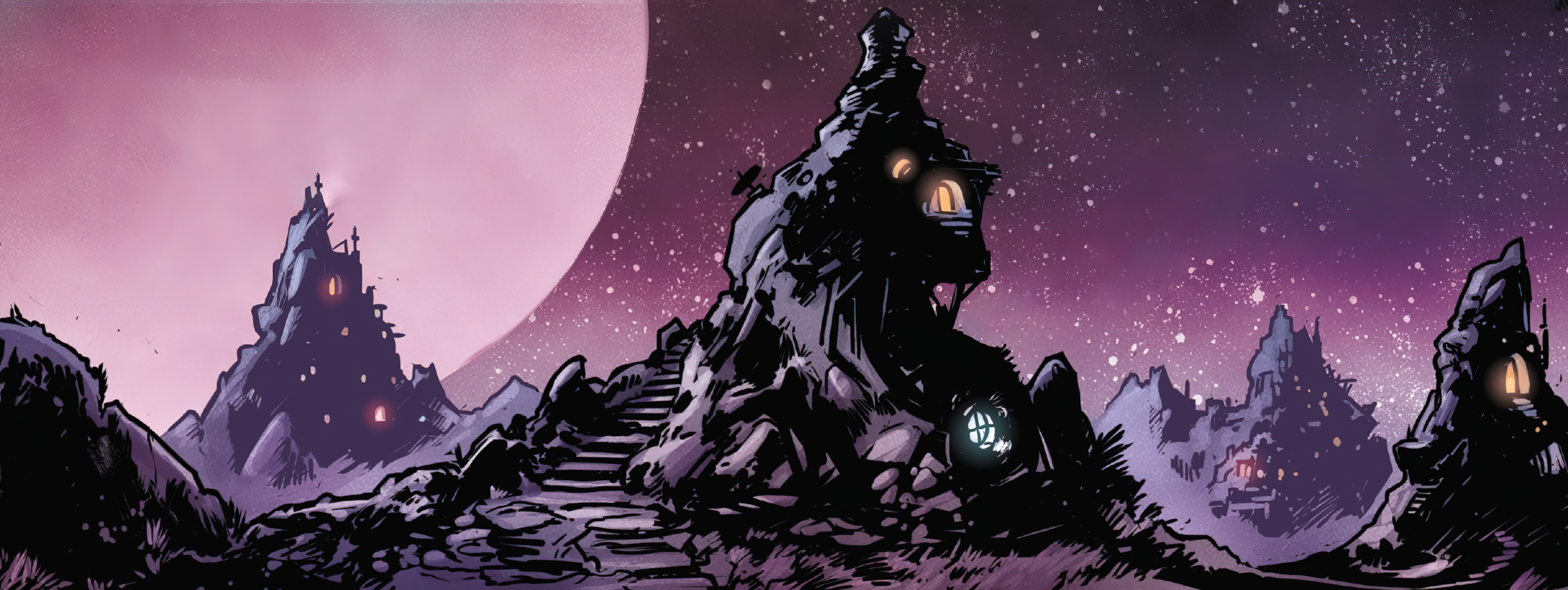 Second Moon of Thrinittik