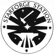 Starforge station symbol