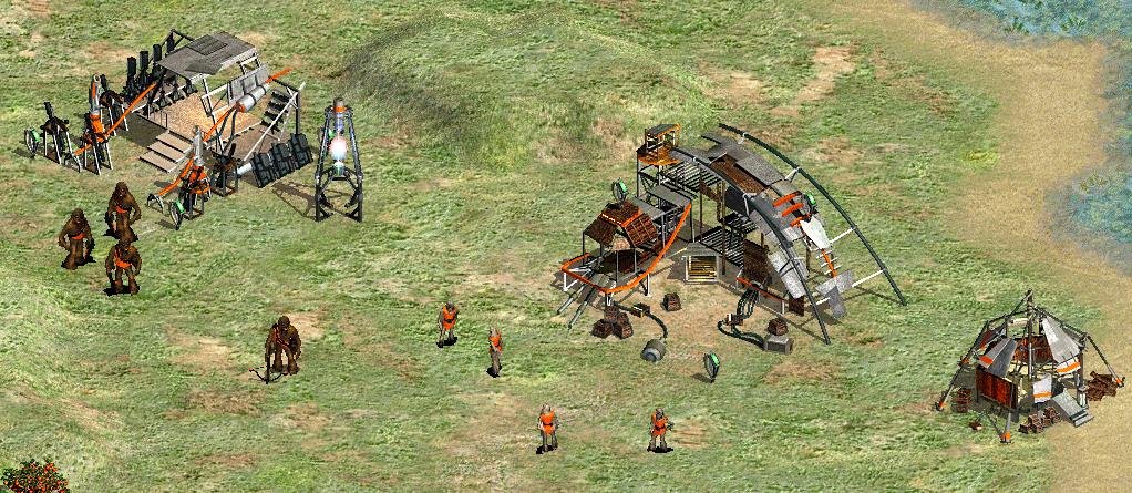 Unidentified Wookiee base (Attichitcuk's rescue)