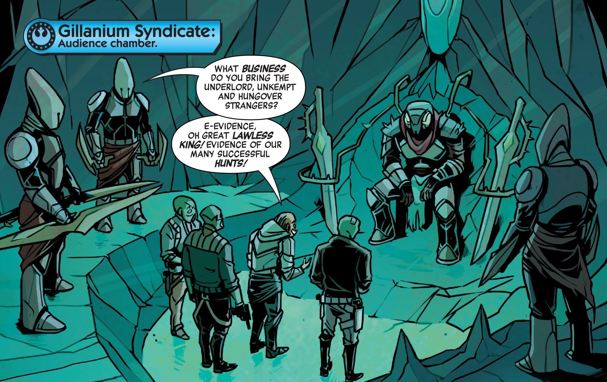 Gillanium Syndicate