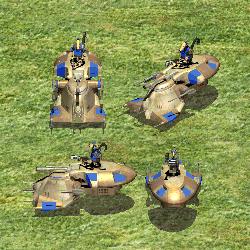 Heavy Armored Assault Tank