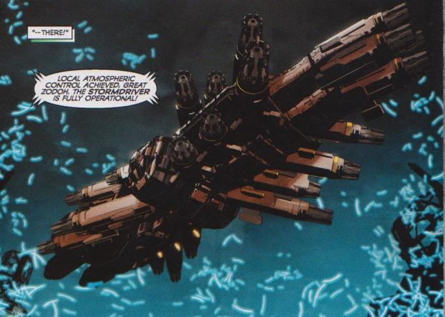 Unidentified Stormdriver (Battle of Capital Cay)