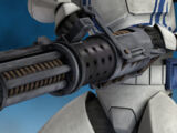 Z-6 rotary blaster cannon