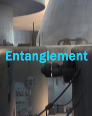 Entanglement Wookieepedia Fandom