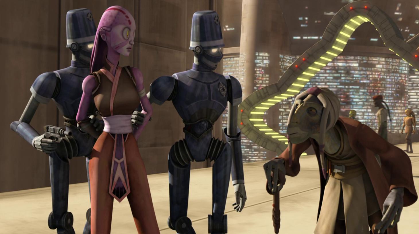 Jedi investigator