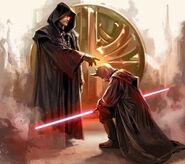 Sith master-apprentice