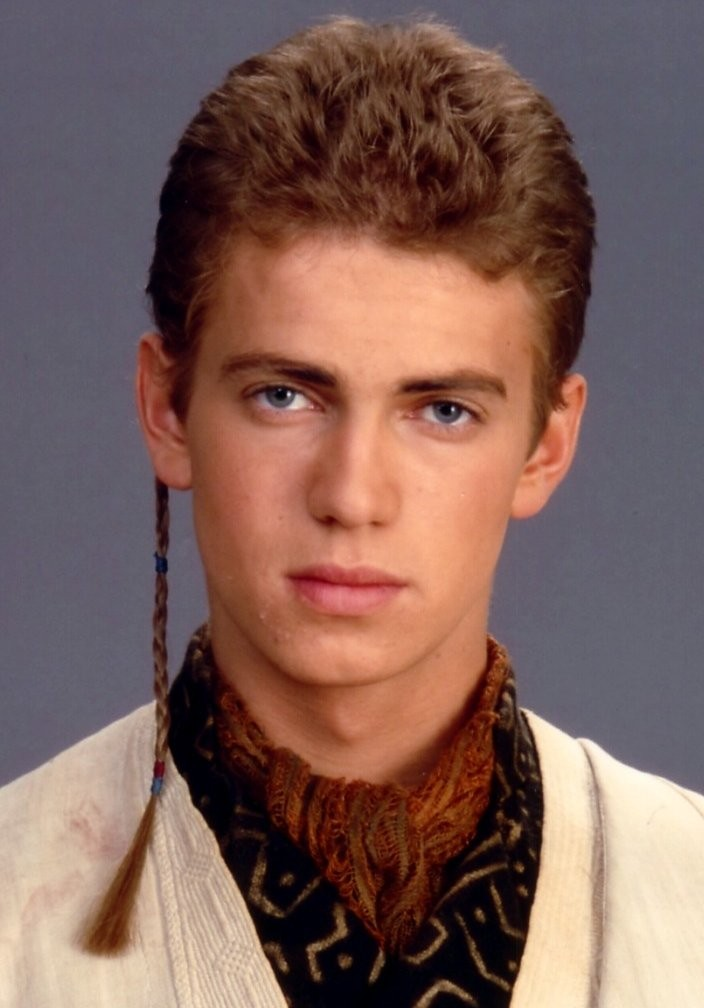 Padawan braid/Legends